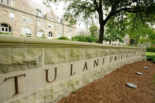 美国前五十强大学杜兰大学