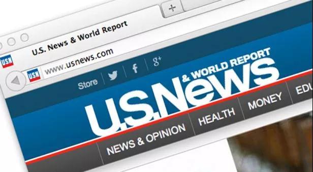 美国大学世界大学USNews排名