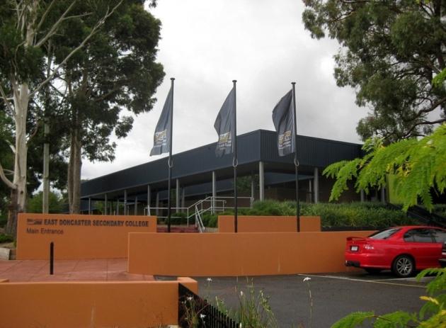 澳洲留学 维州中学 澳洲中学 公立中学 东登卡斯特 East Doncaster