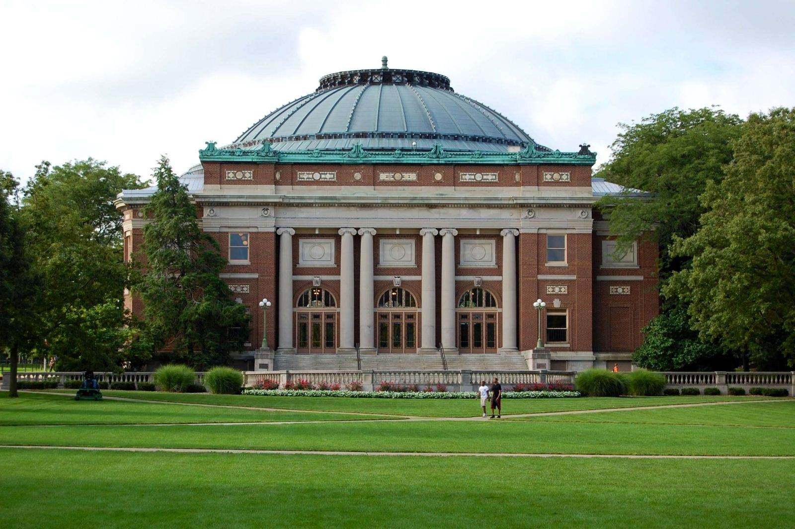 伊利诺伊大学香槟分校美国公立大学排名