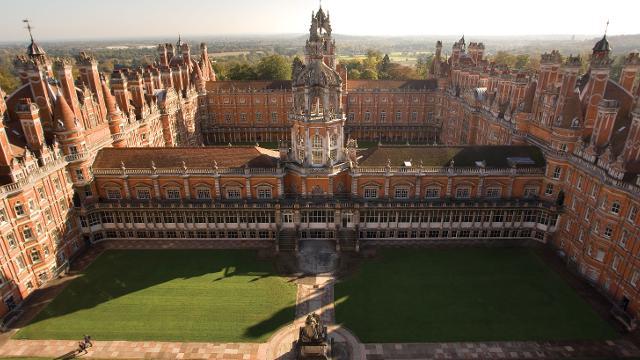 伦敦大学皇家霍洛威学院英国留学申请