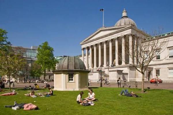 伦敦大学学院英国最具创新力大学