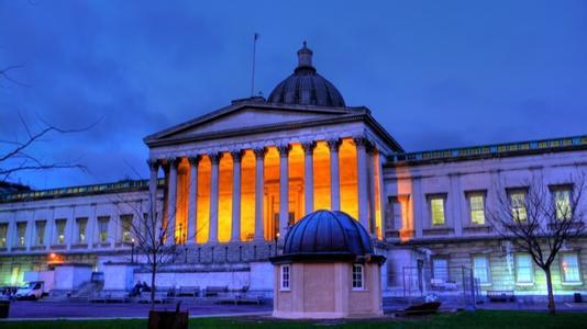 伦敦大学学院预科2018年申请已开放