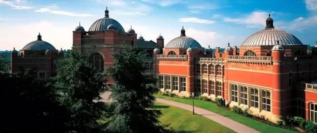 英国大学伯明翰大学网大排名