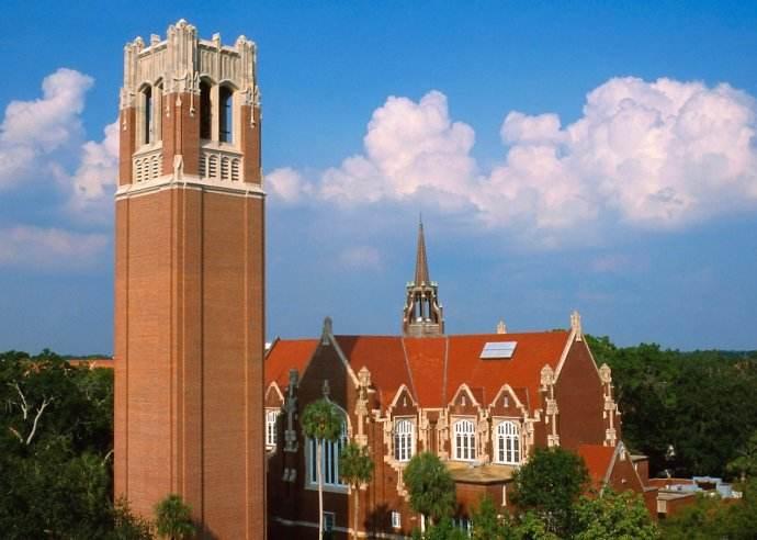 佛罗里达大学美国公立大学