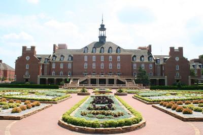 美国留学俄克拉荷马大学