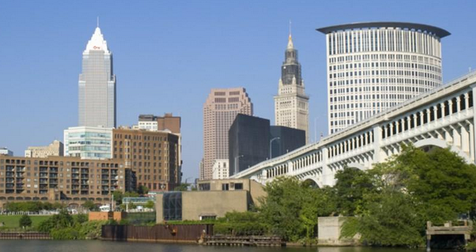 美国最不安全的城市