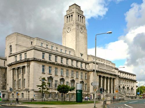 英国大学利兹大学不卡网大排名的大学