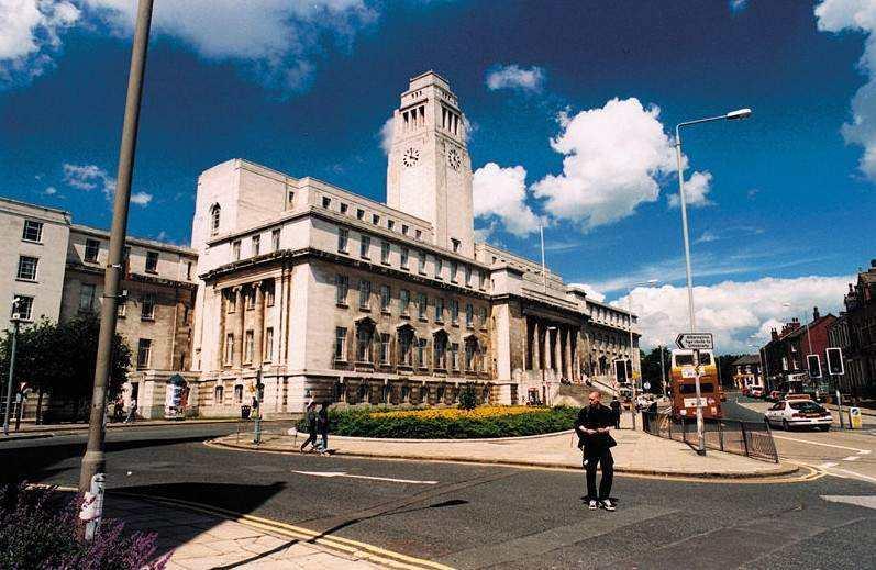利兹大学英国留学申请