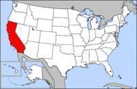 加利福尼亚州