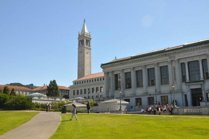 加州大学伯克利分校美国公立大学排名