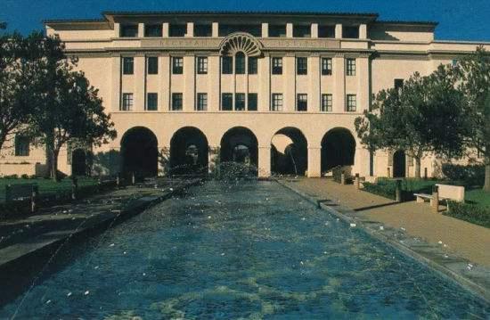 美国大学前五十强加州理工