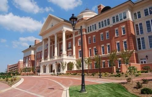 北卡州立大学美国公立大学