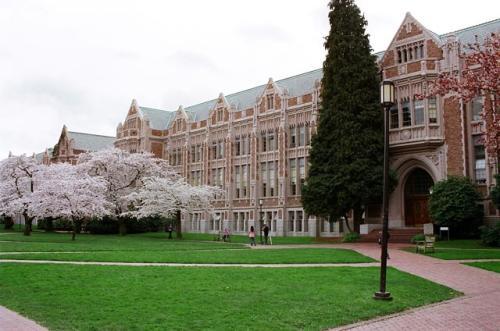 华盛顿大学美国公立大学排名