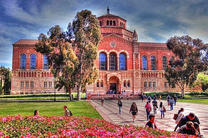 美国留学南加州大学