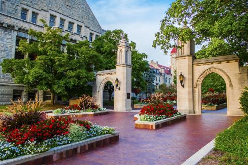 美国留学印第安纳大学