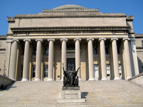 美国留学哥伦比亚大学