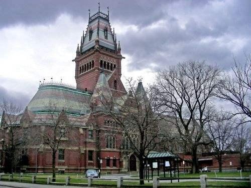 美国大学哈佛大学