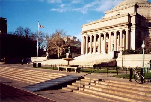 美国哥伦比亚大学