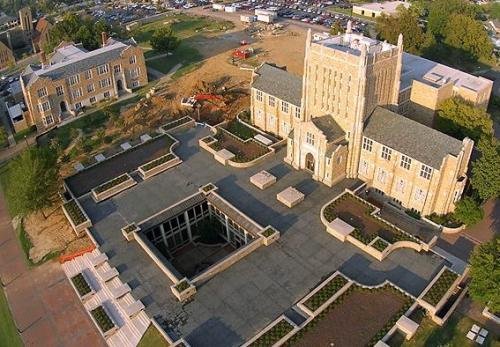 美国留学塔尔萨大学