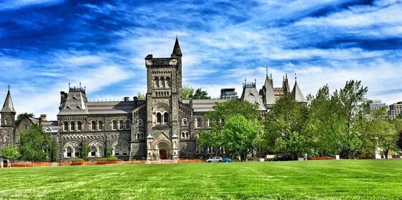 多伦多大学,加拿大古老大学,加拿大大学,加拿大教育中心