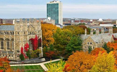 美国留学密歇根大学