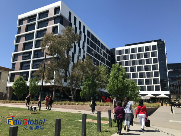 探访就业率五星级澳洲名校堪培拉大学 堪培拉大学 艾迪留学 澳洲留学