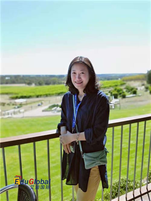 艾迪南澳大学行 艾迪留学 南澳大学申请 澳洲留学