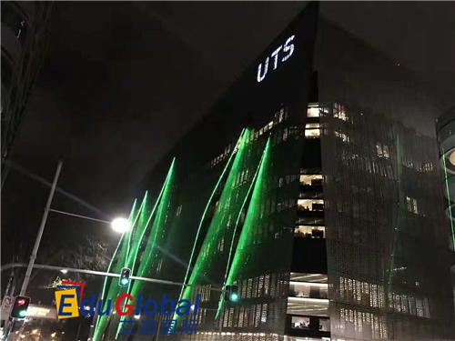 悉尼科技大学 UTS Insearch学院 艾迪留学探访UTS Insearch