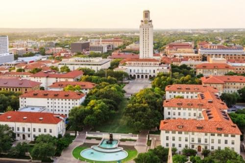 德克萨斯大学奥斯汀分校