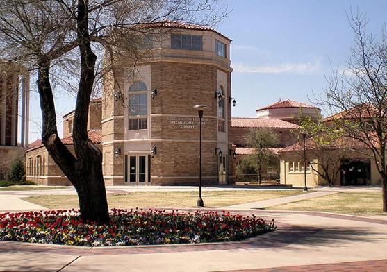 德克萨斯大学