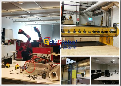 悉尼科技大学3D打印