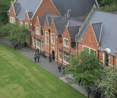 英国中学申请