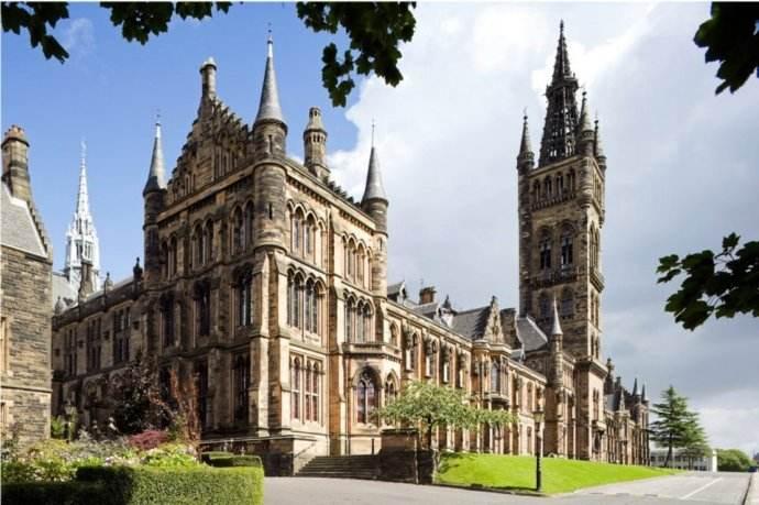 英国格拉斯哥大学
