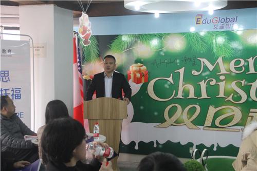 澳瑞教育荣誉校长李强分享他的留学对他人生的影响