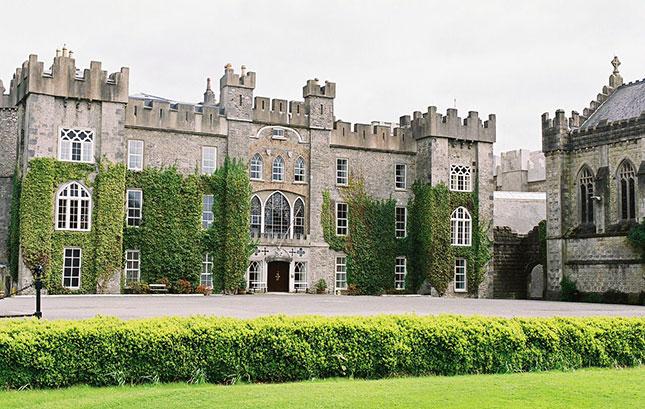 爱尔兰中学伍德学院