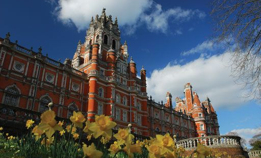 皇家霍洛威学院留学申请
