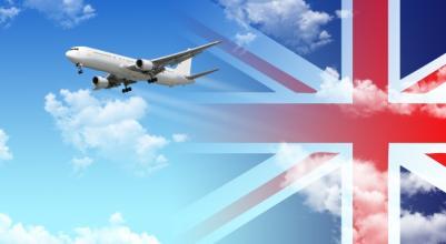 英国留学之旅开启