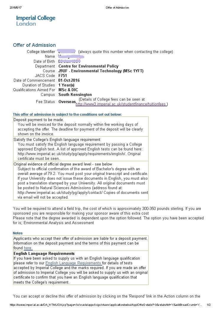 英国留学,英国院校推荐,留学申请辅导,面试规划辅导,英国院校招生,帝国理工大学,帝国理工大学录取offer