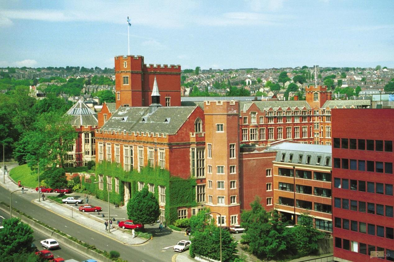 谢菲尔德大学留学申请