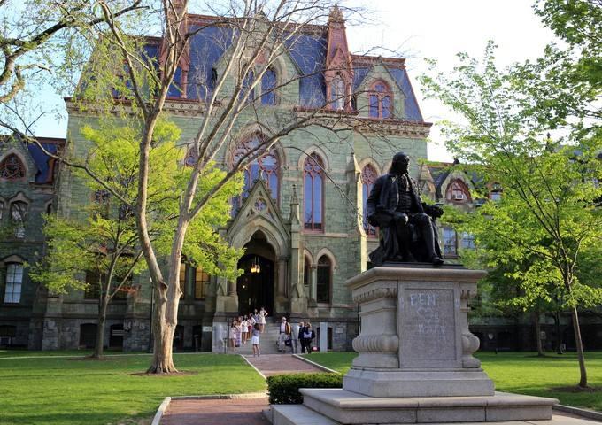 美国宾夕法尼亚大学