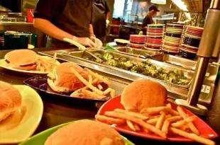 美国食堂最好吃的大学