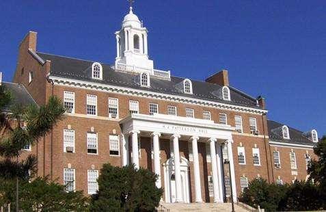 马里兰大学美国公立大学排名
