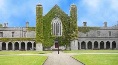 爱尔兰留学高威大学