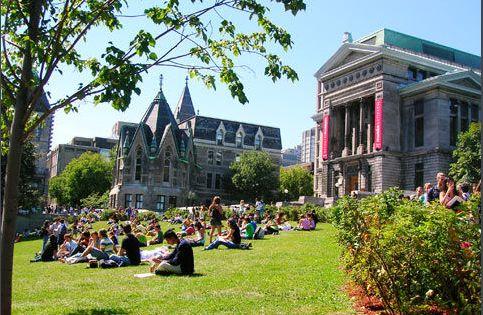 麦吉尔大学,加拿大古老大学,加拿大大学,加拿大教育中心