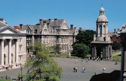 爱尔兰留学,爱尔兰,爱尔兰大学,都柏林,北京直飞都柏林