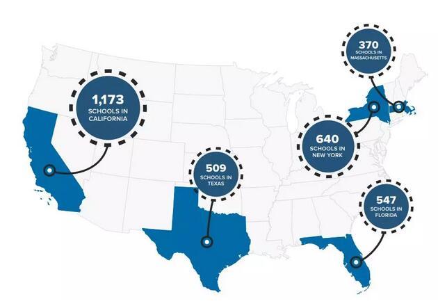 美国移民局发布:2018在美留学生报告