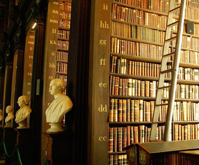因为这所图书馆,我改了高考志愿