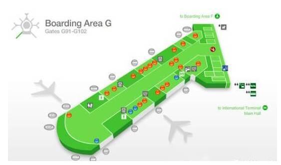 实用 | 美国七大国际机场航站楼之转机图文全解析!