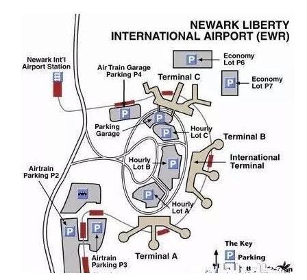 實用 | 美國七大國際機場航站樓之轉機圖文全解析!